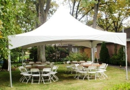 Medium sized tent