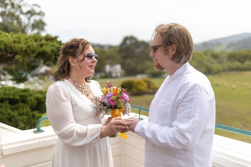 Carmel Mission Ranch Wedding