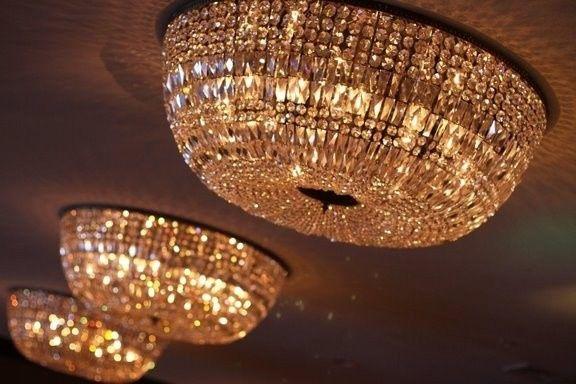 Ballroom Chadeliers