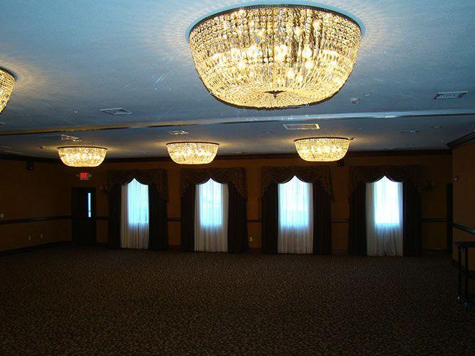The Ballroom ~ Empty