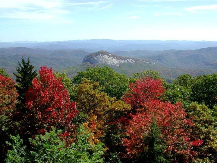 We are only 18 miles from Asheville and many scenic areas all around us.