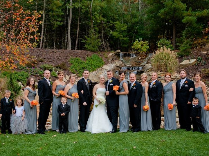 Tmx 1389109051538 Chastainwedding Flat Rock, NC wedding venue