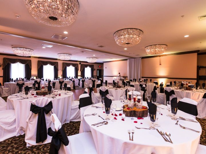 Tmx Wedding Black And White Ballroom 51 526715 157504883595842 Flat Rock, NC wedding venue