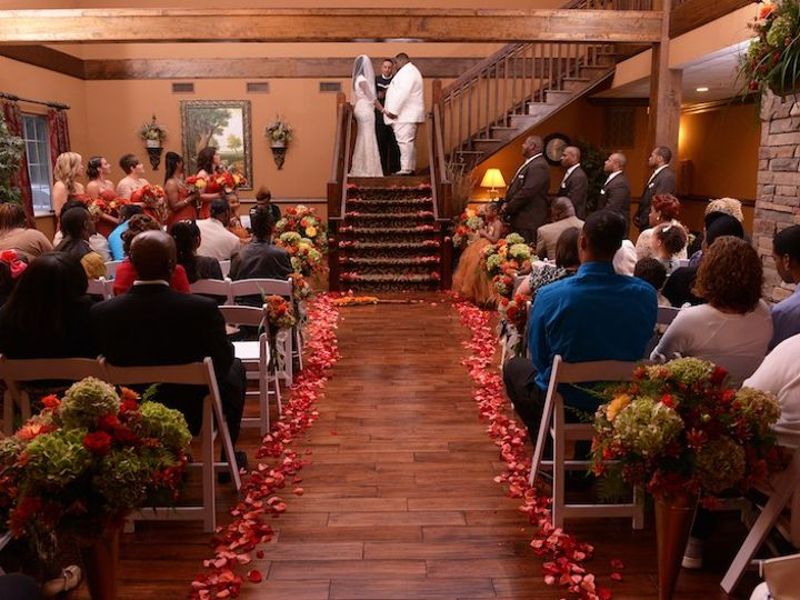 Tmx Wedding Ceremony Mountain Lodge Flat Rock North Carolina 18 51 526715 1556213982 Flat Rock, NC wedding venue