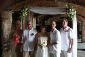 Keys Wedding Clergy