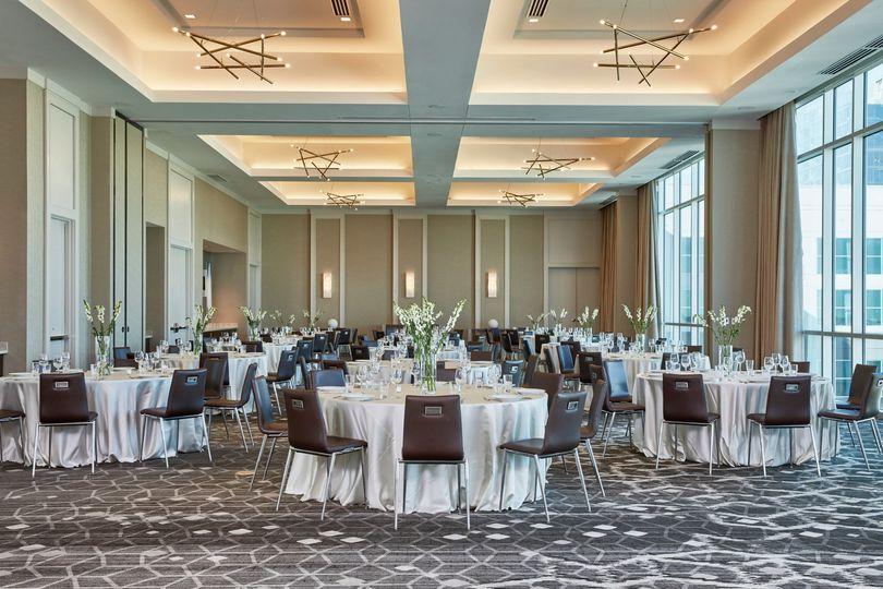 Wedding reception - Heartland Ballroom