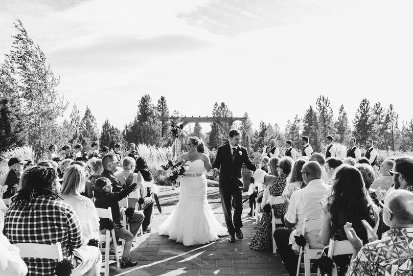 Aspen Lakes Wedding