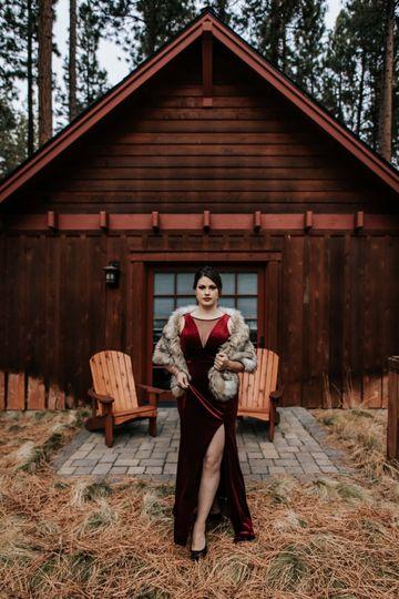 Five Pine Lodge Elopement