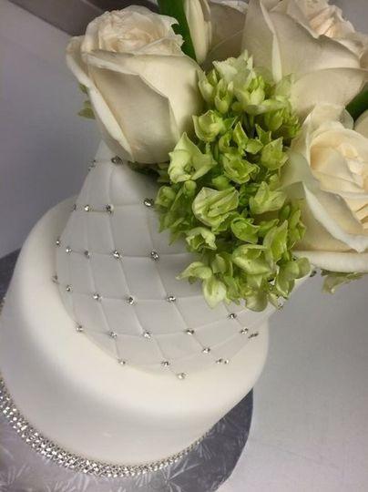 Fresh Flowers & Diamonds