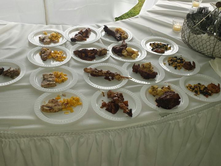 Tmx 1455658286261 Culver Wedding  Small Plates Ringoes, NJ wedding catering