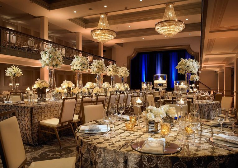 st anthony wedding table
