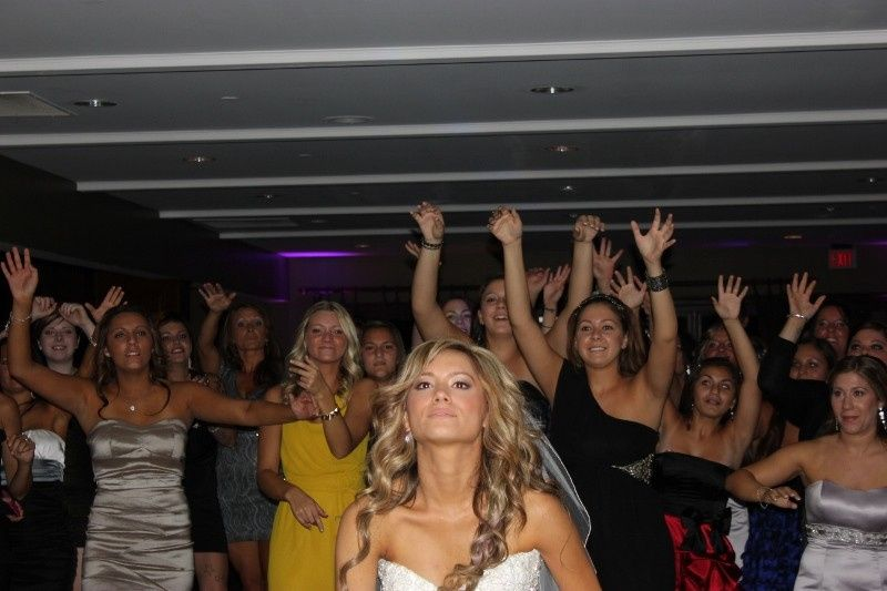 All the single Ladies put your hands up............