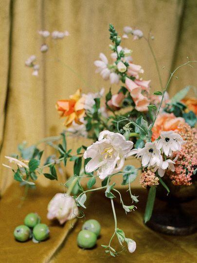 Focal Flower Arrangement