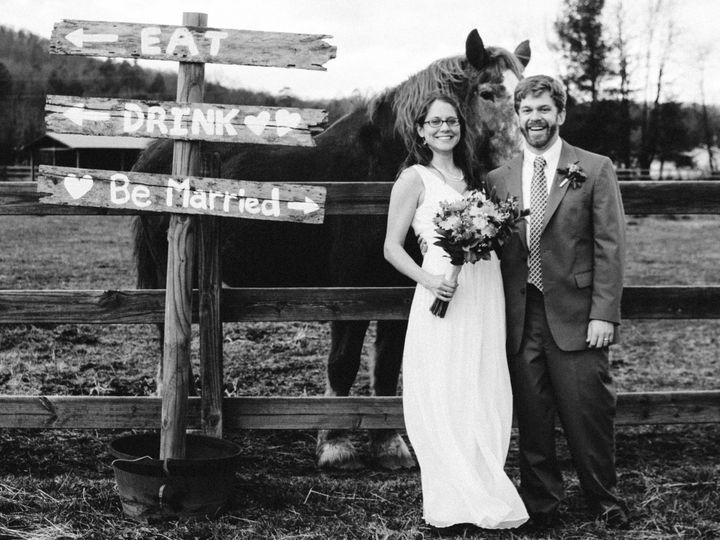 Tmx 1391701780367 Hannah Wedding  Asheville, NC wedding venue