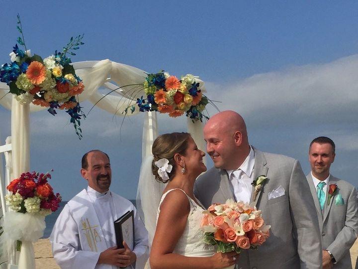 Tmx 1437442452447 Ceremonydanielle And Dennis Use Lindenhurst, New York wedding officiant