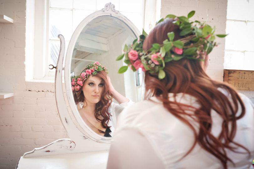 Hair & Makeup- Boudoir