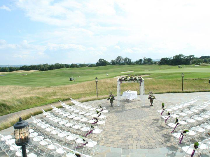 Tmx 1443565523419 Ceremony Outside Empty Phillipsburg, NJ wedding venue