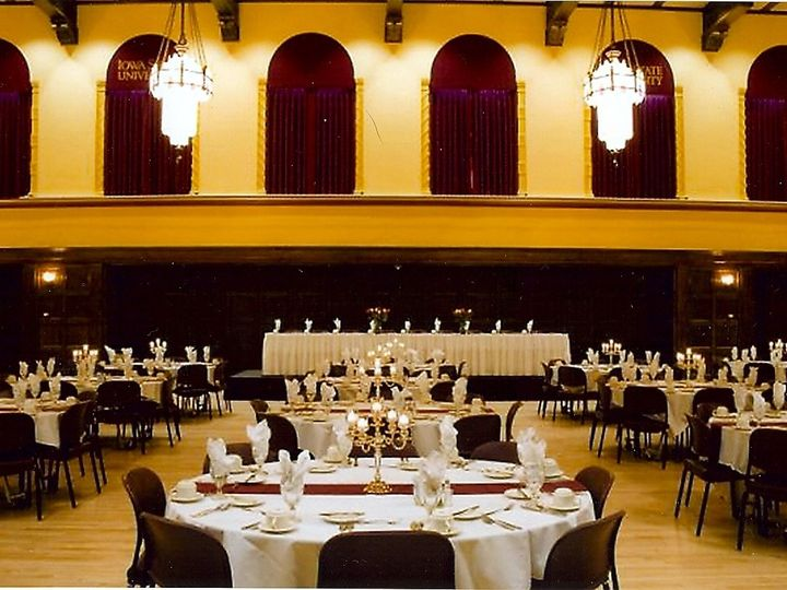 Tmx 1430250162378 Memorialunion01 Ames, Iowa wedding rental