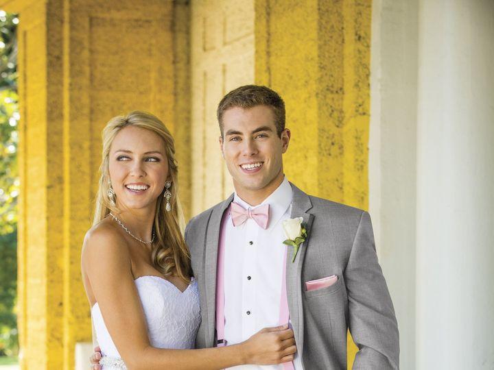 Tmx 1426270402217 362heathergreyaspensuspenderspink Olathe, Missouri wedding dress
