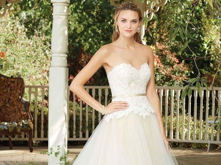 Tmx 1486594022834 Hydrangea Olathe, Missouri wedding dress