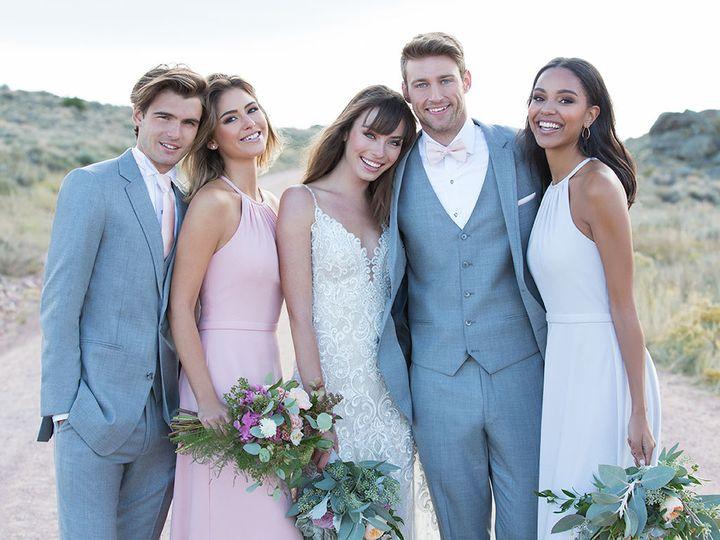 Tmx 1525533607 F672bf5a35f3e1ff 1525533606 8a79b1cfa8581695 1525533540613 2 AllureBM WG TUX Olathe, Missouri wedding dress