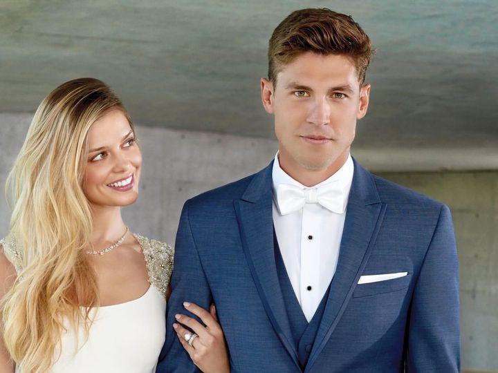 Tmx 1525533608 5078ed600ce34e21 1525533606 Ef6658303a7fbaac 1525533540618 4 BLUE Olathe, Missouri wedding dress