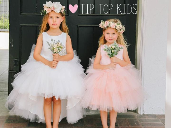 Tmx 1525533609 C80f8ca60a15112c 1525533608 1bf317b2851a99cd 1525533540636 10 Tip Top Kids Head Olathe, Missouri wedding dress
