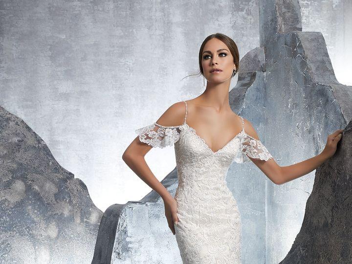 Tmx 1525901443 Caa77d054a3736a3 1525901441 1fdb65668c9f4f26 1525901821822 5 ML BLU 5601 Olathe, KS wedding dress