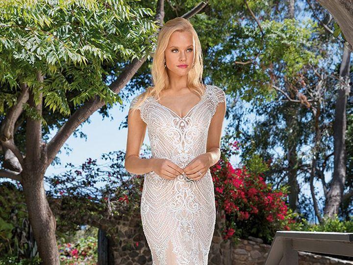 Tmx Aubrey 2357 51 13815 Olathe, Missouri wedding dress