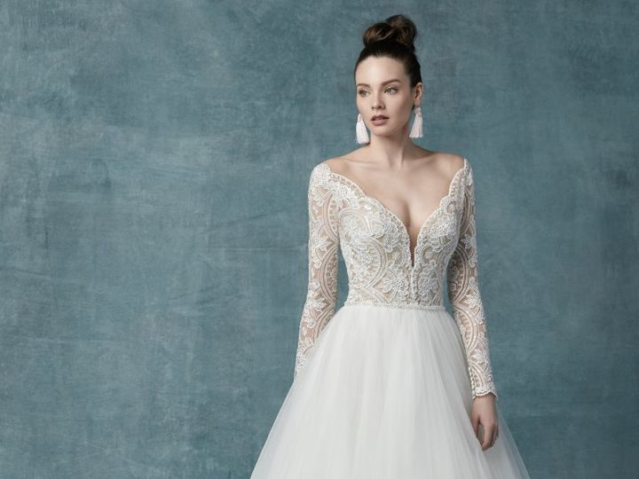 Tmx Mallory Dawn 51 13815 Olathe, Missouri wedding dress
