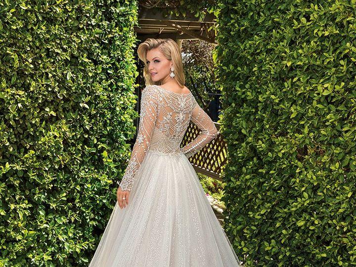 Tmx Naomi 2373 51 13815 Olathe, Missouri wedding dress