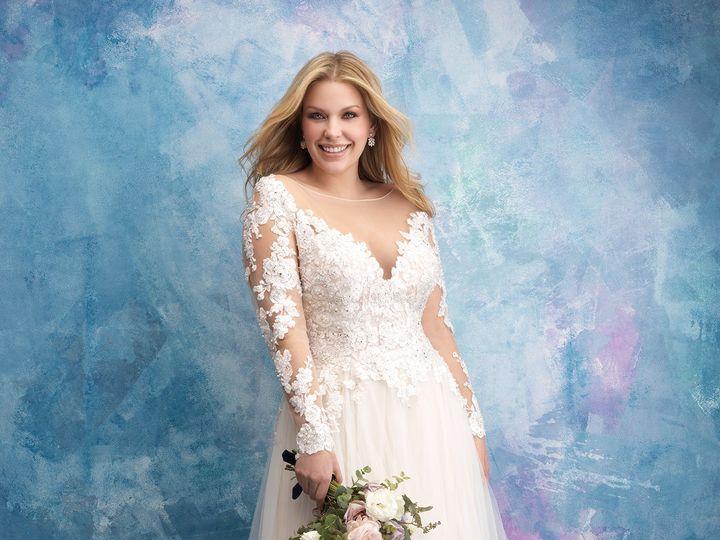 Tmx W435 51 13815 Olathe, Missouri wedding dress