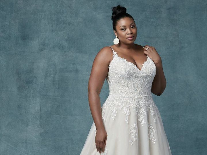 Tmx Wallis 51 13815 Olathe, Missouri wedding dress