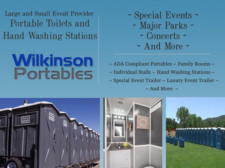 Tmx Special Event Flyer 51 1023815 Placerville, California wedding rental