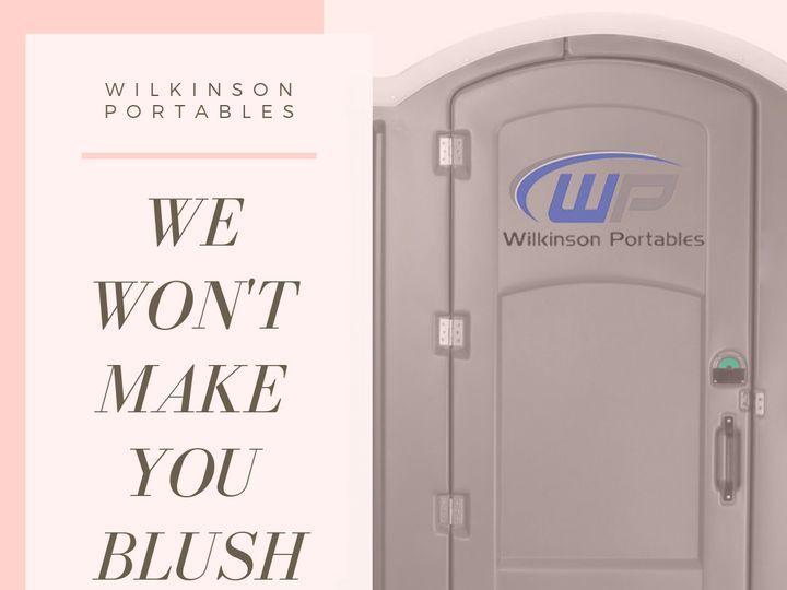 Tmx We Wont Make You Blush 51 1023815 Placerville, California wedding rental