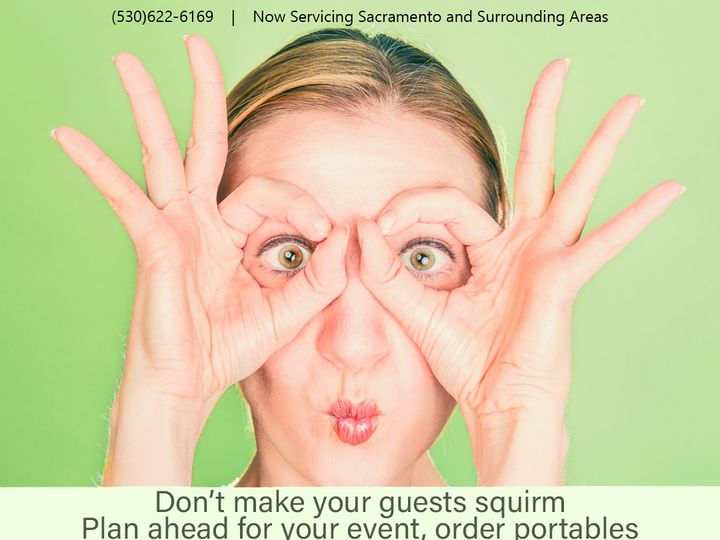 Tmx We Wont Make You Squirm 51 1023815 Placerville, California wedding rental