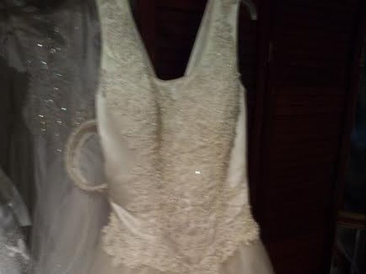 Tmx 1415062460408 Unnamed Long Valley wedding dress