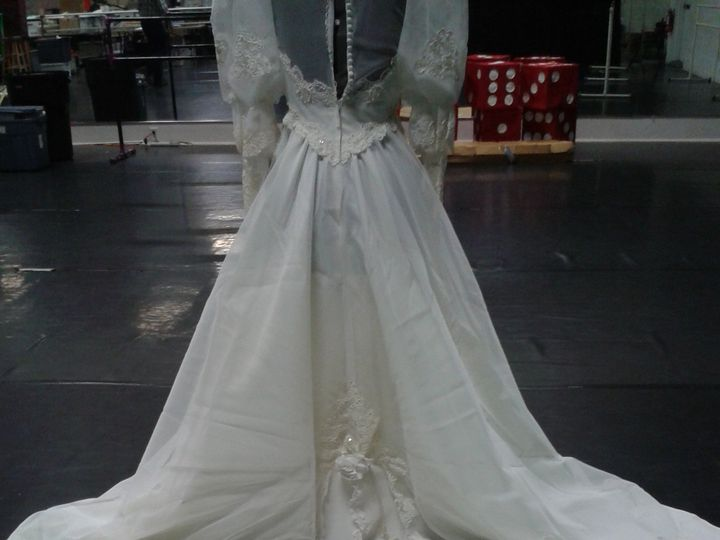 Tmx 1415063036645 2013 12 3015 1.32.18 Long Valley wedding dress