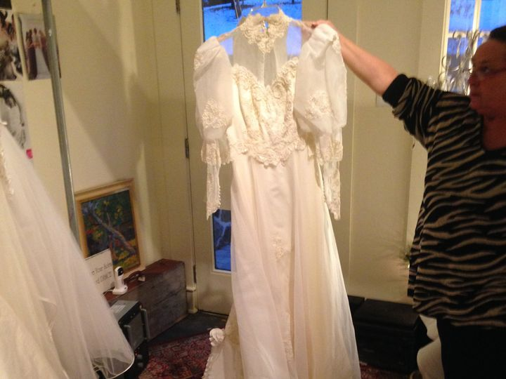 Tmx 1417307482084 Img0303 Long Valley wedding dress