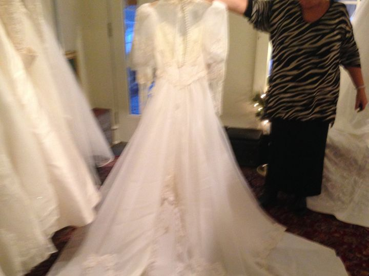 Tmx 1417723576666 Img0301 Long Valley wedding dress