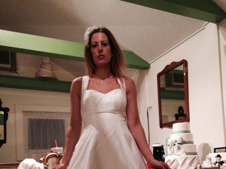 Tmx 1418519581375 Fullsizerender Long Valley wedding dress