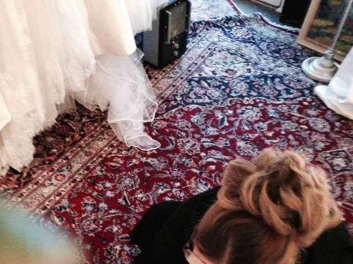 Tmx 1418520349187 Fullsizerender Long Valley wedding dress