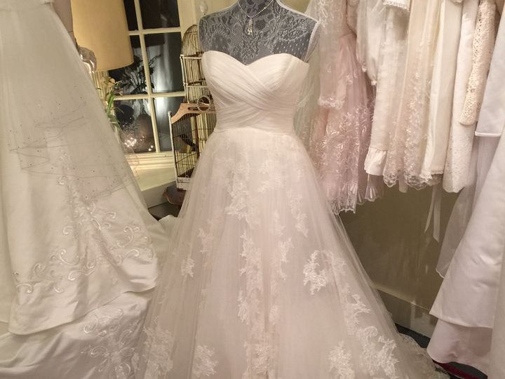Tmx 1423425631386 Img1037 Long Valley wedding dress