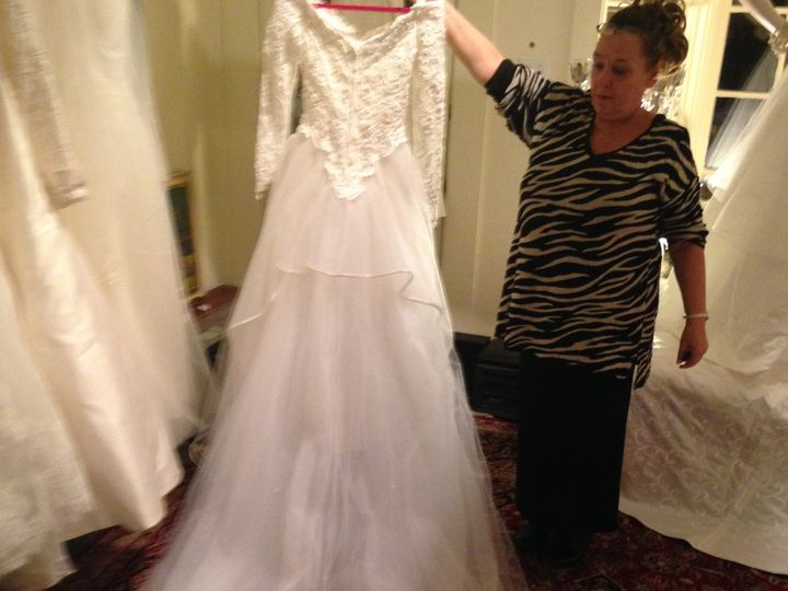 Tmx 1423426309922 Img0304 Long Valley wedding dress