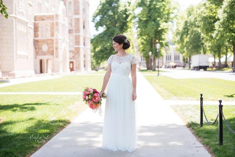 Boston College Wedding