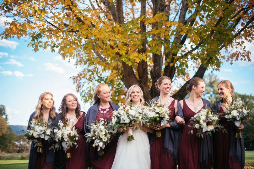 Autumn Fall Wedding