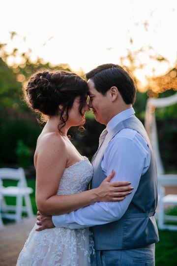 New Hampshire Wedding Portrait