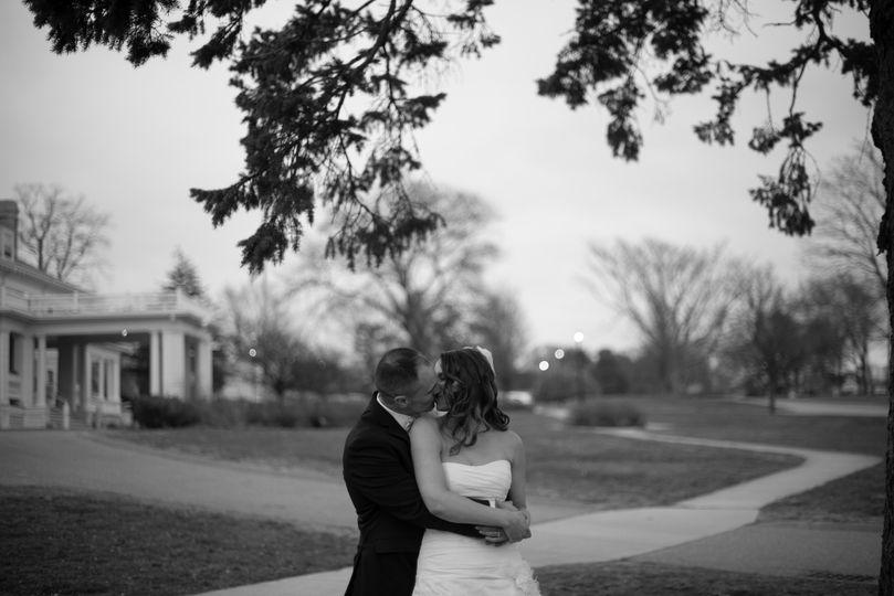 Endicott Estate Wedding, MA