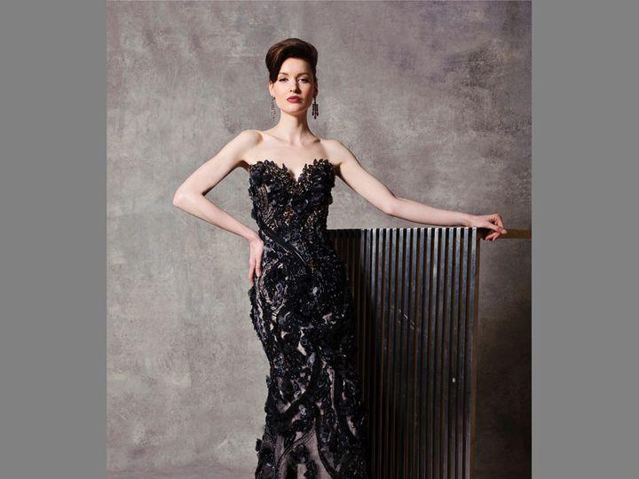 Tmx 1416163744798 1stephenyearickeveninggownschicagodimitrascouturef Mount Kisco wedding dress