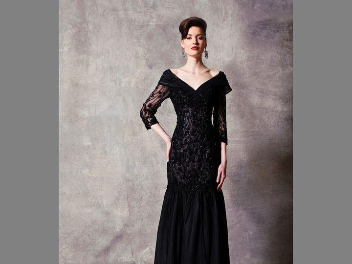 Tmx 1416163747982 2stephenyearickeveninggowndimitrasbridalcouturechi Mount Kisco wedding dress